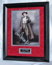 "A508SC SEAN CONNERY - ""THE LEAGUE OF EXTRAORDINARY GENTLEMEN"" SIGNED"